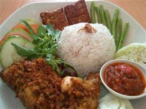 cara membuat nasi uduk ayam penyet resepi nasi ayam penyet paling sedap dan simple my resepi