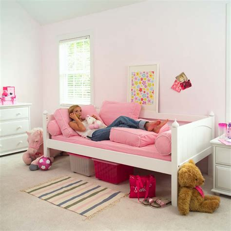 kids day beds white day bed by maxtrix kids 230