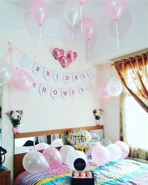 desain kamar ulang tahun dekorasi kamar ulang tahun romantis terbaru simple keren