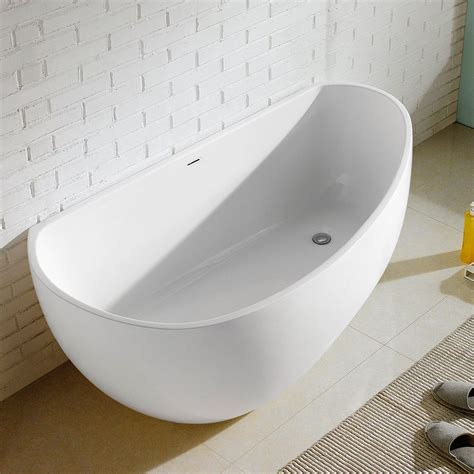 Badewanne Asymetrisch steink loft freistehende badewanne asymmetrisch rechts