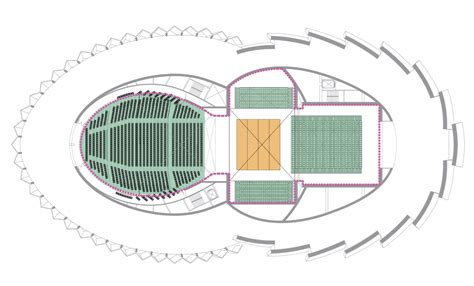 Architect Floor Plans Gallery Of Wuzhen Theater Artech Architects 30