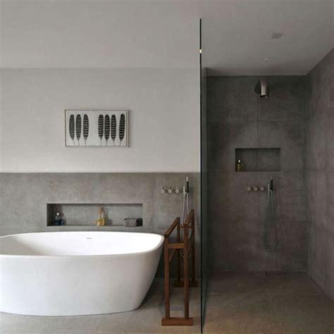 18 bathroom design ideas to inspire you 41 concrete bathroom design ideas to inspire you