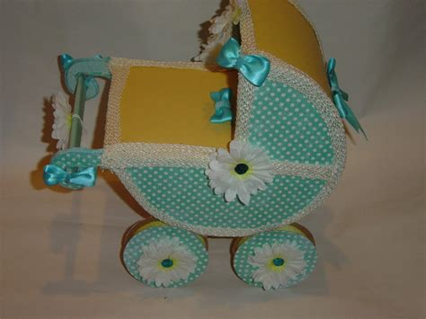 Items Similar To New Baby Carriage Baby Shower Centerpiece Baby Carriage Centerpieces For Baby Shower