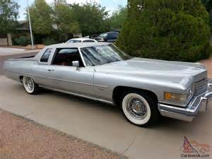 1976 Cadillac For Sale 1976 Cadillac Coupe De Ville Mirage Gene Winfield Custom