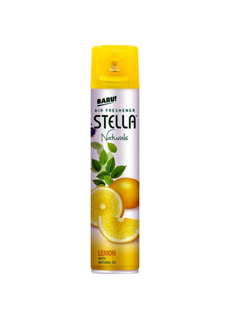 Parfum Aerosol Glade 400ml Pengharum Ruangan Glade Aerosol 400ml stella air freshener aerosol fresh lemon klg 400ml
