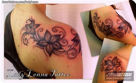 imagenes tatuajes hombro mujer tatuajes para mujeres en el hombro flores