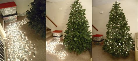 how many lights per of tree tips for decorating your tree