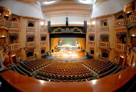 panggung sari layout istana budaya malaysia