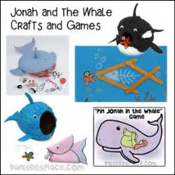 Jonah And The Whale Crafts For Older Kids - bible crafts and activities for sunday index page 2