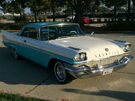 Chrysler 392 Hemi by 1957 Chrysler New Yorker 2 Door Hardtop 392 Hemi