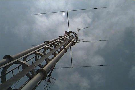 tralicci antenne tralicci certificati supporti per antenne c b cesana