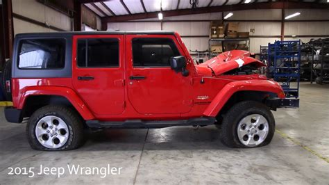 used jeep wrangler parts 2015 jeep wrangler unlimited jk used parts