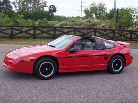 how do cars engines work 1988 pontiac fiero windshield wipe control 1988 pontiac fiero for sale classiccars com cc 915688