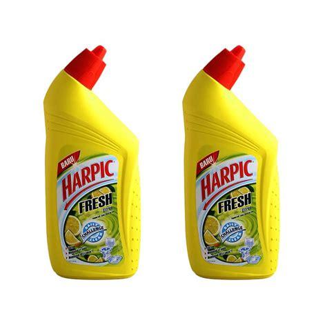 Pembersih Toilet jual harpic lemon pembersih toilet 450 ml 2 pcs