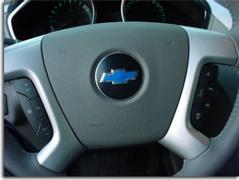Flat Bowtie Abu Laris steering wheel bowtie overlay decal 2007 2014 chevrolet tahoe color gloss black buy