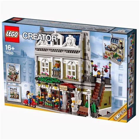 building creator lego gossip 051013 lego 10243 parisian restaurant box and pictures