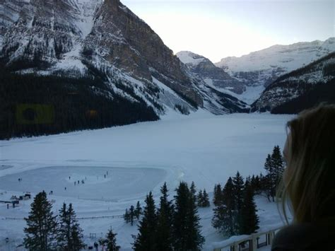 Fairmont Lake Louise Gold Floor by
