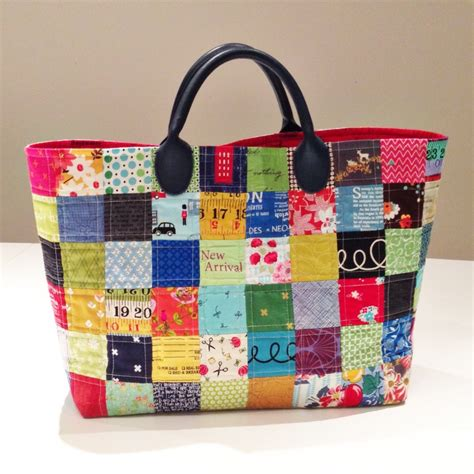 Free Patterns For Patchwork Bags - sewing patterns for patchwork quilts bags and many other