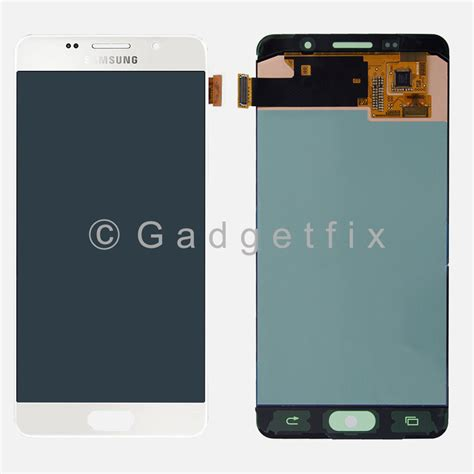 Lcd Touchscreen Samsung A5 2016 A510 white touch screen digitizer lcd display for samsung