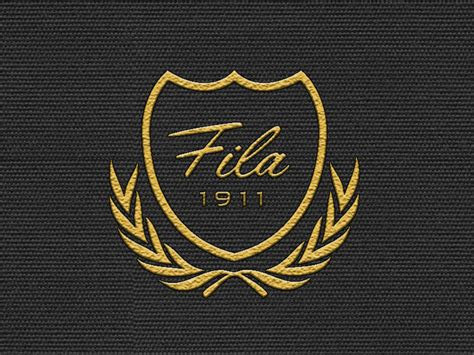 fila black bobby fingeroth brand identity packaging