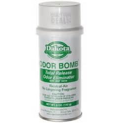 Auto Air Freshener Bomb Dakota Odor Bomb Neutral Air 5oz Air Freshener Sanitizer