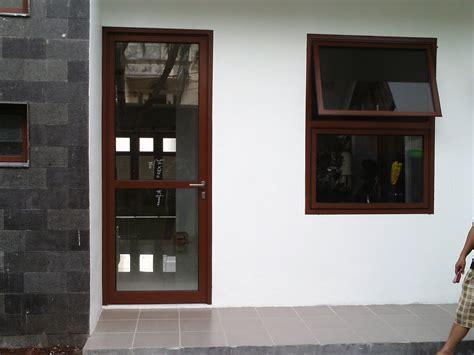 kombinasi warna cat kusen pintu  jendela interior rumah