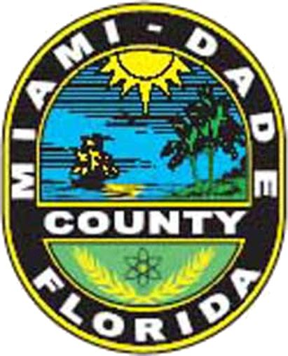 Miami Dade County Records File Seal Of Miami Dade County Florida Png Wikimedia Commons