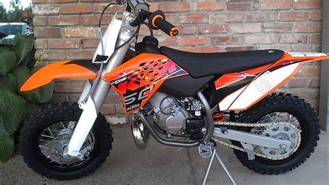 Mini Trail Ktm 50sx Orange 2014 ktm 50 sx mini moto zombdrive
