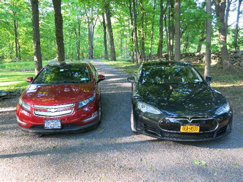 Tesla Model S Vs Chevy Volt Ford F 150 Vs Chevy Volt Vs Tesla Model S Which Is Most