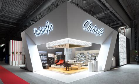 stand christofle salon et objet 2014 centthor