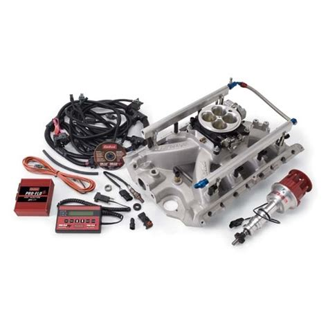 edelbrock 35420 pro flo 2 fuel injection system big block
