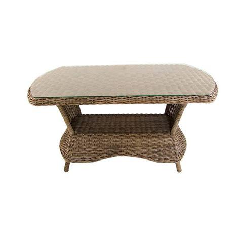 muebles jardin ratan mesa para jard 237 n rat 225 n sint 233 tico lux