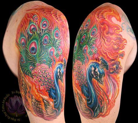 james kern half sleeve tattoos no hope no fear tattoo