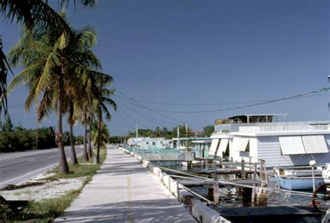 houseboats key west florida memory houseboats at quot houseboat row quot off of