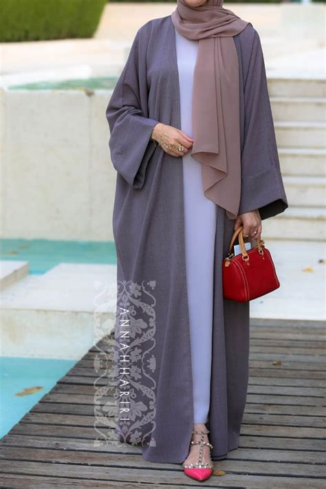 Sati Set Muslim By Putri Fashion abaya set with slip dress fashion abayas muslim and modest fashion