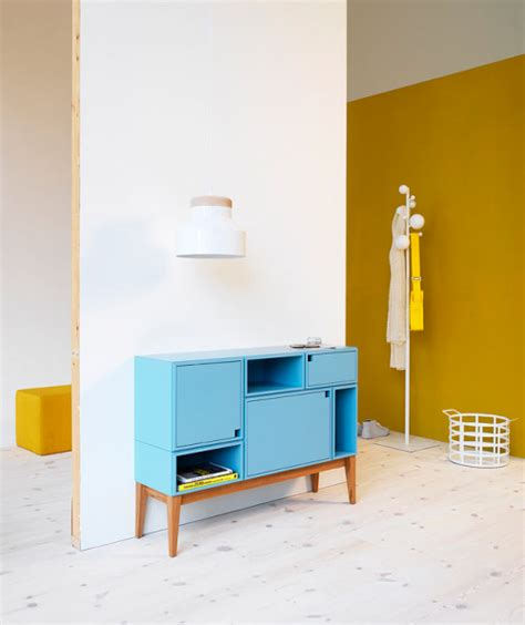 ideen fürs schlafzimmer senfgelb und blau 10 deko ideen m 246 bel aus naturholz in grellen farben