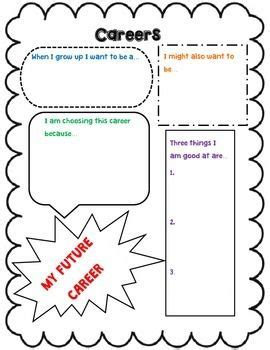 Career Day Worksheets by 192 Best Images About Elementary Career Counseling On
