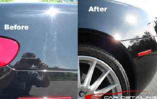 paint polishing swirl removal scratch removal in