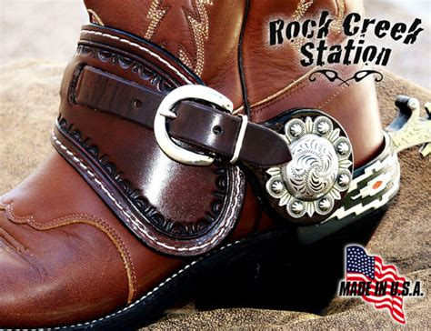 Handmade Spurs In - spur straps handmade in arizona usa by