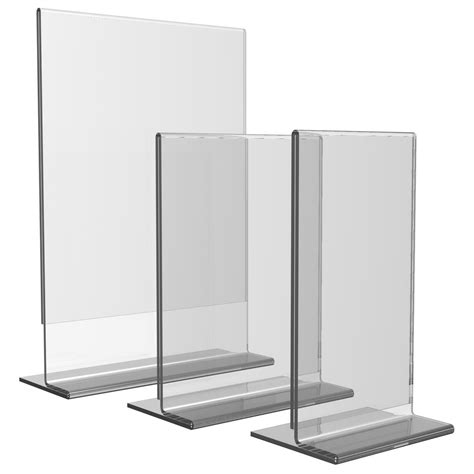 Acrylic Display acrylic paper holder ores display systems