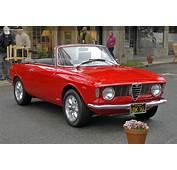 1965 Alfa Romeo Giulia Series 105 At The Carmel By Sea