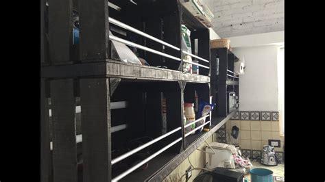 c 243 mo hacer una cocina con cajas de cart 243 n juego de cocina que hacer con huacales muebles de cocina con huacales