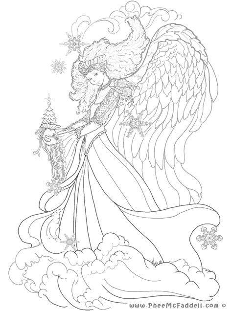 coloring pages mermaids fairies exotic fairy coloring pages enchanted designs fairy