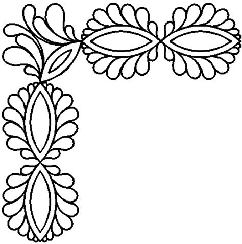 simple pattern border design 15 simple border designs to draw images how to draw easy