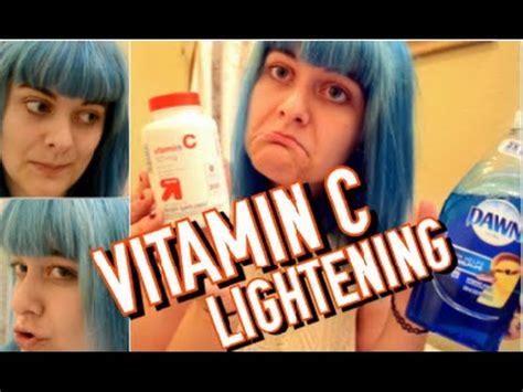 vitamin c hair color remover vitamin c hair color removal no jessudessu