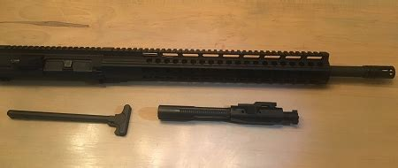 ar10  20 inch .308 dpms complete billet upper rifle kit
