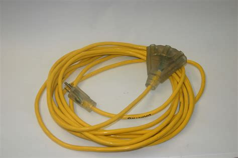 electrical extensions extension cord