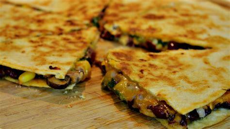 vegetables quesadilla recipe vegetarian quesadilla recipes