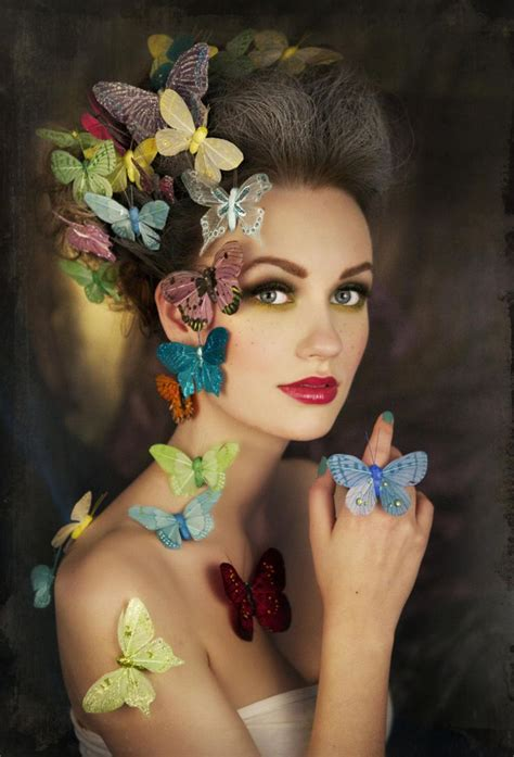 nadja model pimpandhost photograph butterfly girl by marit kristine aasen on 500px