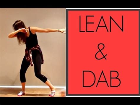 tutorial dance lean on lean and dab dance tutorial